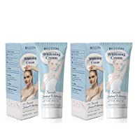 Whitening Cream, Effective Lightening Cream for Armpit, Knees, Elbows, Sensitive...