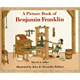 Harcourt School Publishers Signatures: English as a Second Language Library Book Grade 4 Benjamin Franklin (Picture Book Biography)