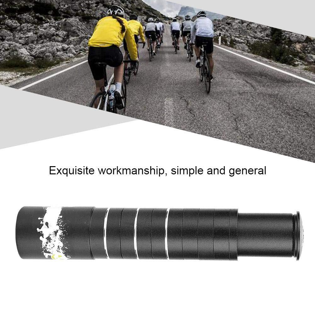Rennrad MTB BMX MTB Fahrrad Lenker Riser Adapter Legierung Stamm Riser Erweiterung f/ür Mountainbike Tbest Fahrrad Gabelschaft Extender Riser Fahrrad Gabel Verl/ängerungsrohr