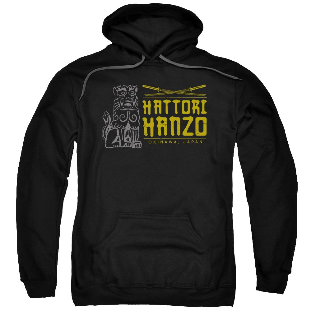Kill Bill - - Männer Hanzo Swords Pullover Hoodie