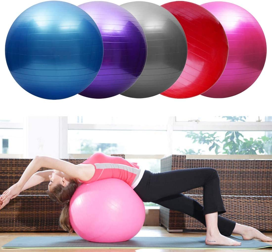 Amazon.com: Fashion Life Pelota Balls Yoga Balls 65cm ...