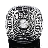 for YIYICOOL fans' collection 1978 Alabama Crimson Tide nation championship ring size 10