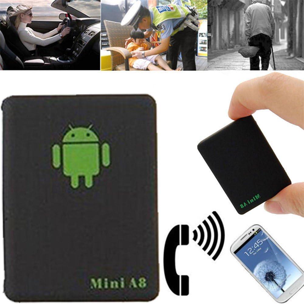 Mini A8 Global Locator Realtime Car Bike Kids Pet GSM//GPRS//GPS Tracker #8Y