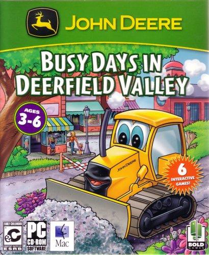 John Deere Busy Days in Deerfield Valley (John Deere Video Game)