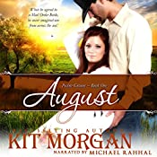 August: Prairie Grooms, Book 1 | Kit Morgan