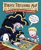 Pirate Treasure Map, Colin Hawkins, Jacqui Hawkins, 0763632058