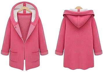Oyfel Abrigo Chaqueta Parka Resolve Jacket Casaca China Chica Invierno Nieve Polar Otono Rebajas XL: Amazon.es: Hogar