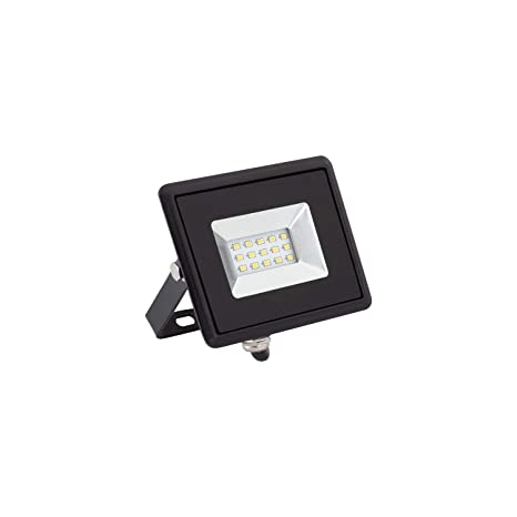 Foco Proyector LED Solid 10W Blanco Cálido 3000K: Amazon.es ...