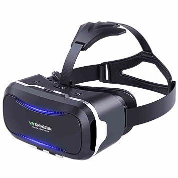 VR Gafas Gafas de realidad virtual 3D Smartphone Auriculares Casco ...