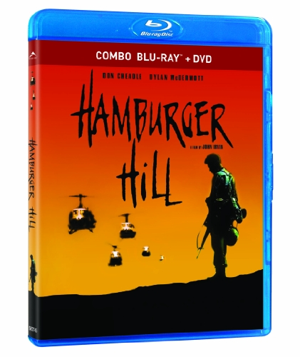 Hamburger Hill [Blu-ray + DVD]