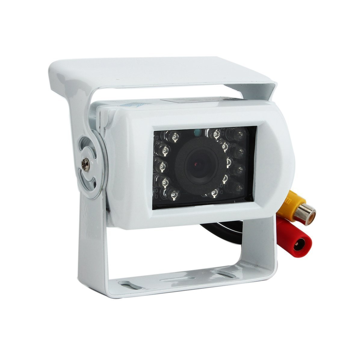 ATian Waterproof 18 LED Car Rear View Night Vision Reverse Video Backup Parking Camera Black Color