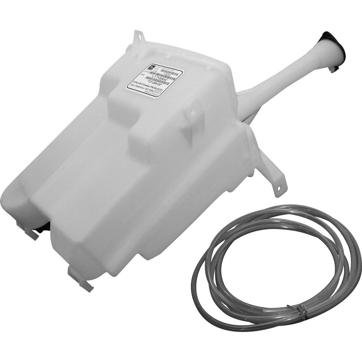 Diften 102-A5251-X01 New Washer Reservoir Windshield Expansion Tank Corolla TO1288125 8531502320-PFM