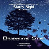 Theta Meditation - Starry Night - Brainwave Entrainment with Binaural Beats