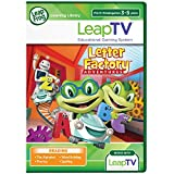 LeapFrog LeapTV Letter Factory Adventures Educational, Active Video Game