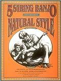 5 String Banjo Natural Style, Bob Cox, Ron Middlebrook, 0931759633