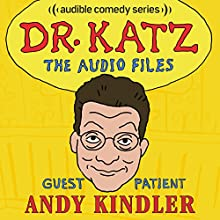 Ep. 1: Andy Kindler (Dr. Katz: The Audio Files) Other by Jonathan Katz, Andy Kindler