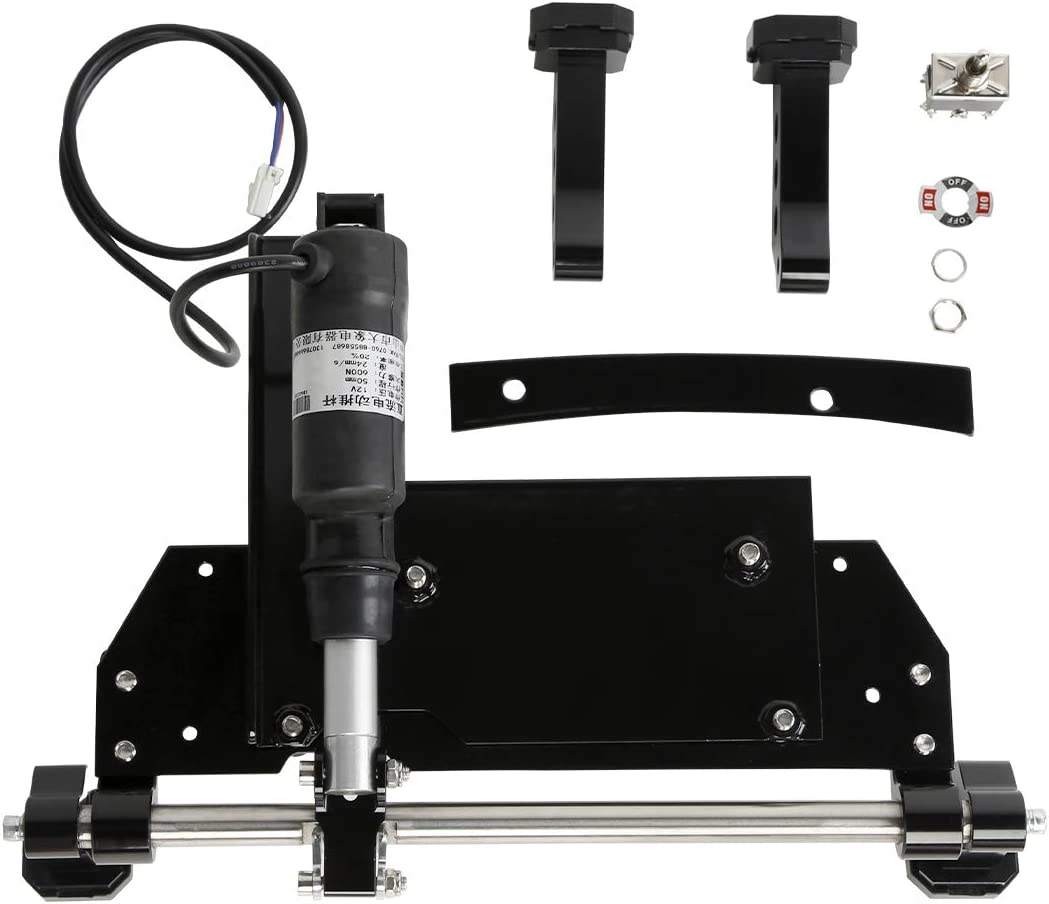 XMT-MOTO Electric Center Stand Kit fits for Harley Davidson Touring 2009-2016