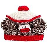 San Diego Hat Company Infant Sock Monkey Beanie 6-12 Months