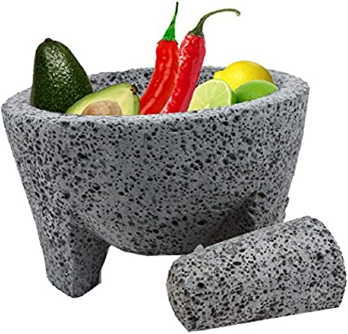 Tlp Handmade Authentic Mexican Molcajete