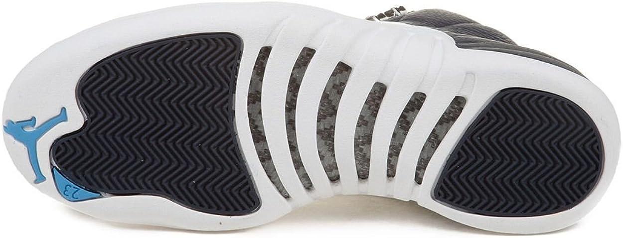 Nike Air Jordan 12 XII Retro Obsidian AJ12 Basketball Shoes 130690-410 [US Size 10.5] Blue