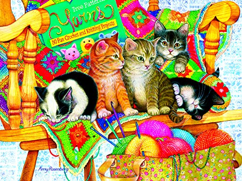 Knit Wits 1000 Piece Jigsaw Puzzle by SunsOut