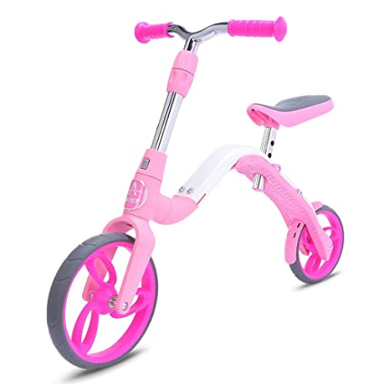 49161069346c Amazon.com  Z-Fire Mini Kick Scooter Balance Bike