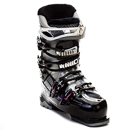 : Salomon Divine RS8 Women's Ski Boots 2012