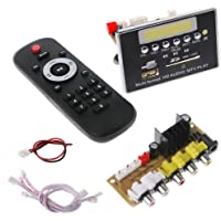 Ranuw Récepteur Bluetooth Audio Décodeur Ape/WAV/MP3Décodage Tableau MTV HD Video Player