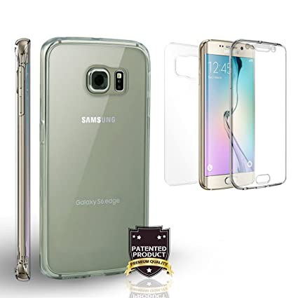 samsung s6 screen protector and case