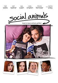 Book Cover: Social Animals