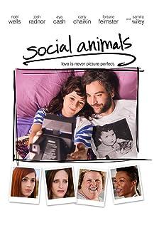 Book Cover: Social Animals