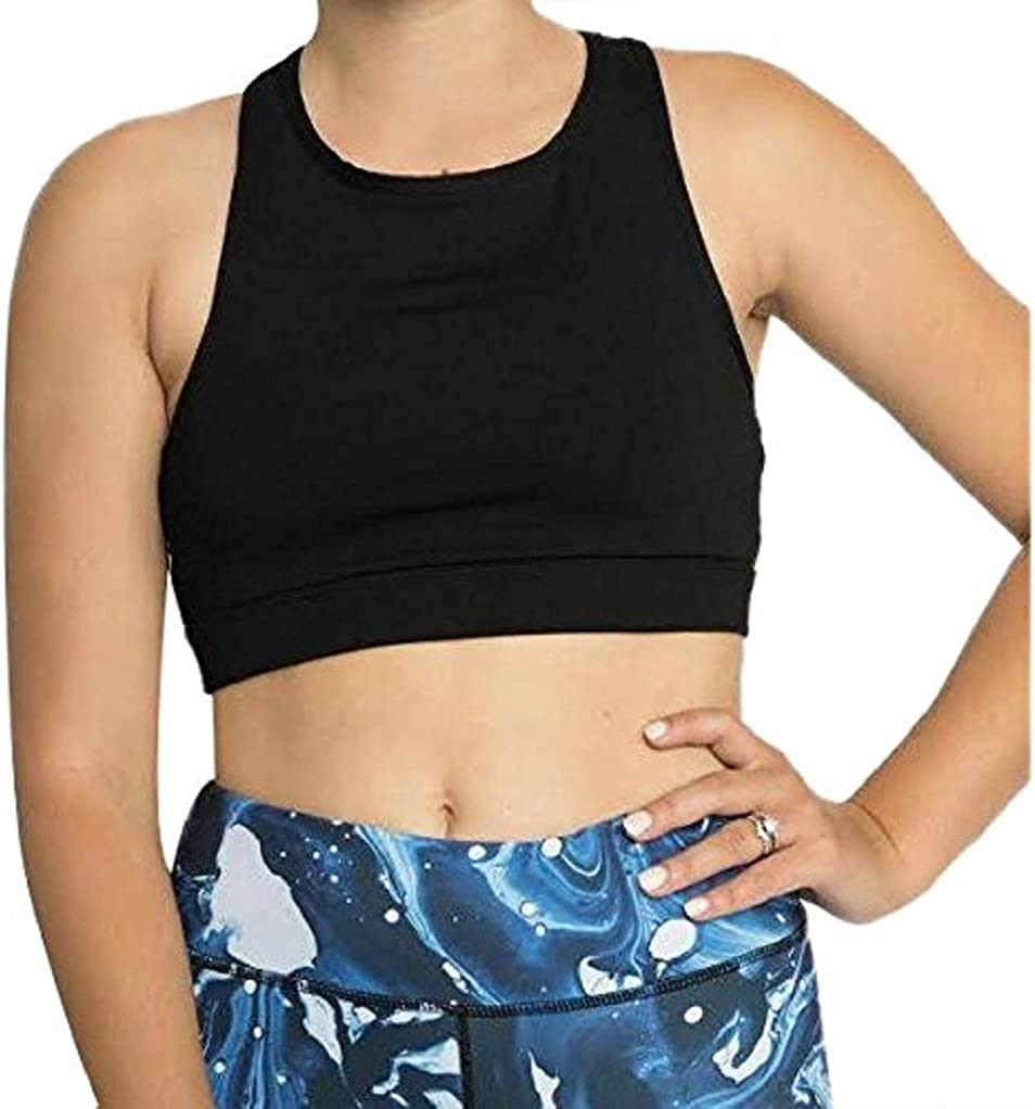 Brooke Taylors Yoga Karen Sports Compression Bra Yoga Top for Women