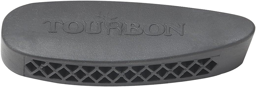 Sehr weiche Schaftkappe aus Gummi mit Rückschlagminderer Tourbon; Recoil Pad