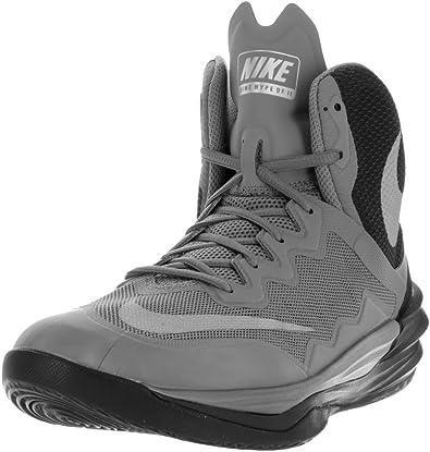 Nike Prime Hype DF II, Scarpe da Basket Uomo, Grigio (Gris