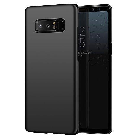 JAWSEU Funda Integral Compatible con Samsung Galaxy Note 8, 360 ...