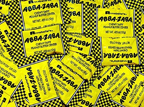 Abba Zaba Snack Size Bars 36-pack Abba Zaba Bars