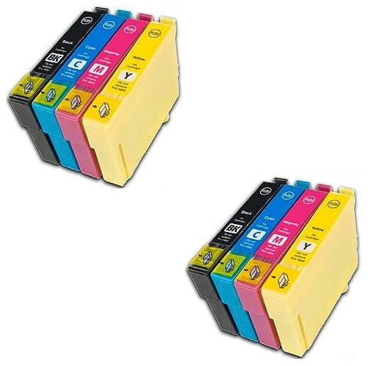 12 opinioni per Prestige Cartridge T0555 Cartucce d'Inchiostro Compatibile per Stampanti Epson