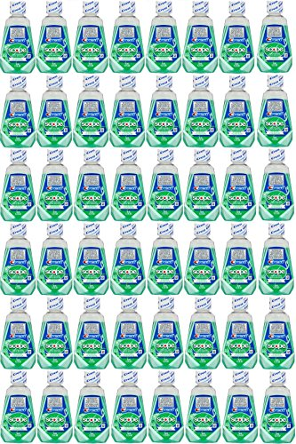 Scope Travel Size Mouthwash Classic Original Mint 1.2 Oz 48 - Travel Mouthwash Size
