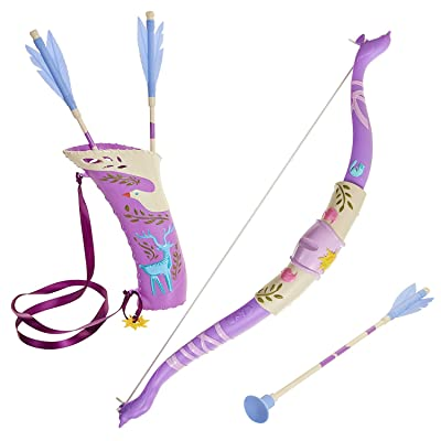 Disney Rapunzel Bow and Arrow Set - Tangled The Series: Toys & Games