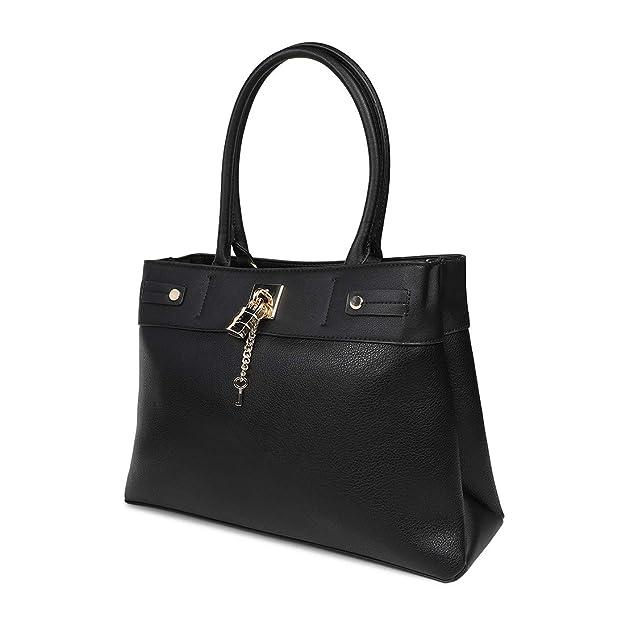 e1f5903eb23 Aldo Genualdi Black Handbag For Women  Amazon.in  Shoes   Handbags