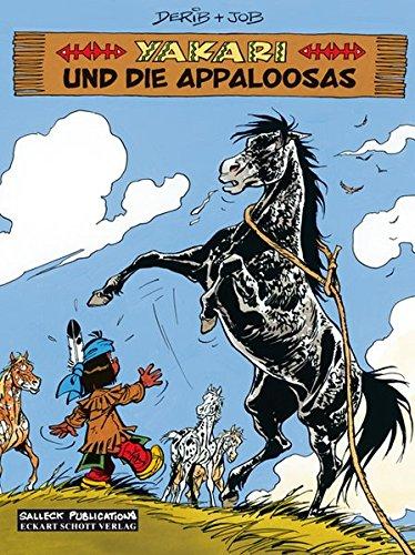 Yakari und die Appaloosas