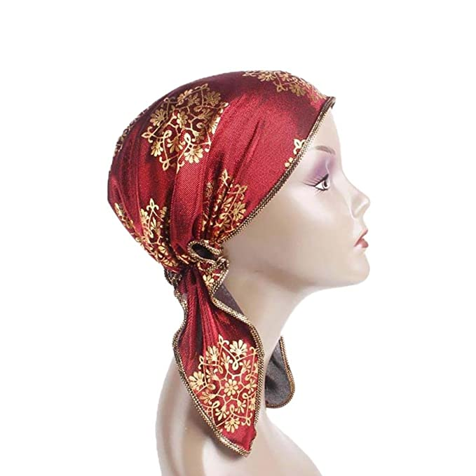 Sombrero de Turbán para mujer f108f264530
