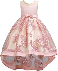 6e46aa78f8f6c Lilibridal Flower Girl Dress 2-12 Year Old Multi Style Princess Dresses  Pageant Wedding Party