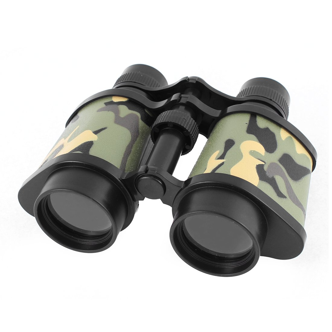 uxcell Plastic Clear Lens Hang Strap Adjustable Binocular Camouflage Color by uxcell