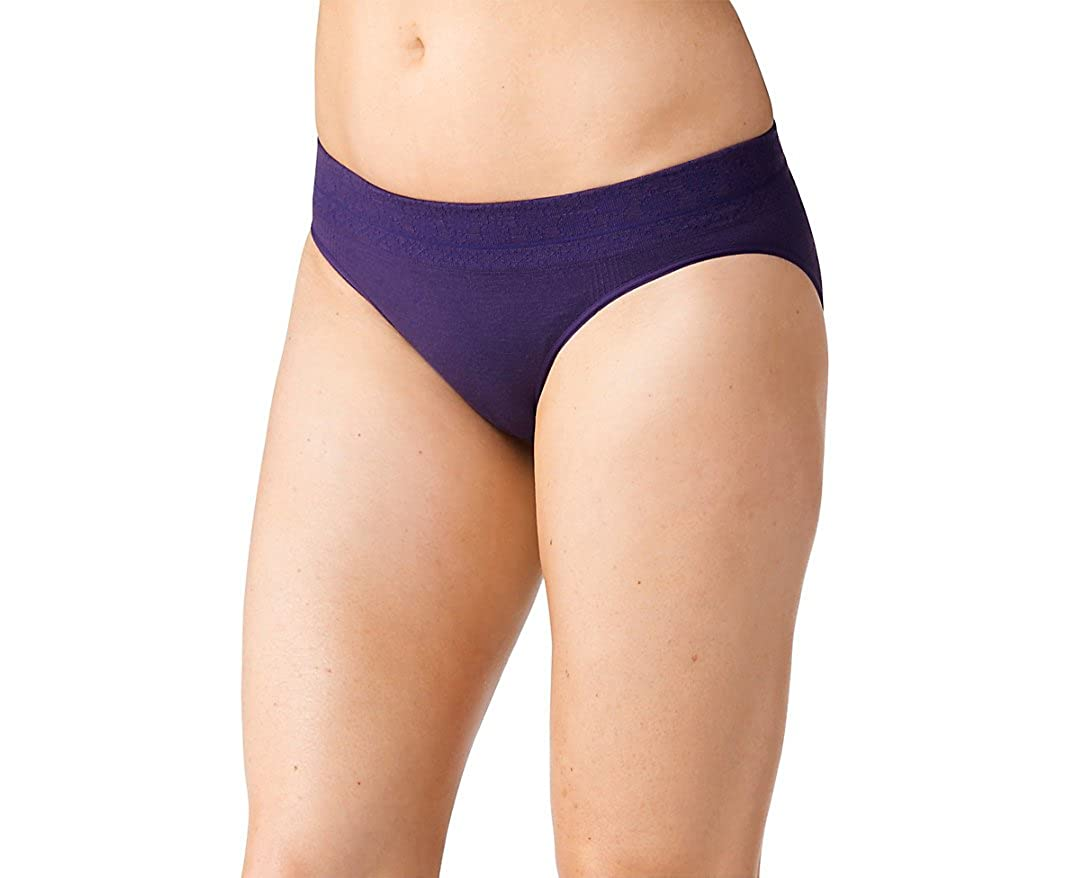 SmartWool Womens Phd Seamless Mid Rise Bikini
