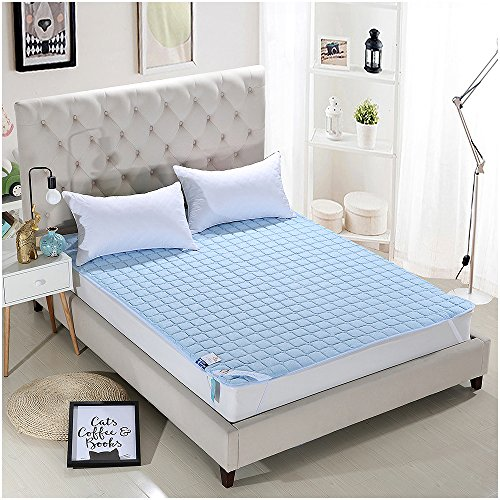 quilted mattress pad twin cover