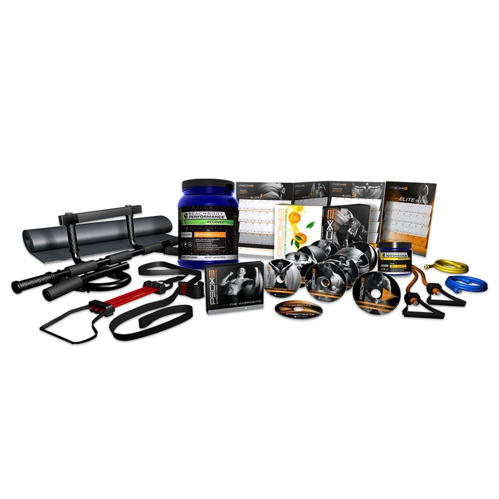 P90X3 DVD Workout Ultimate Kit - Tony Horton by Beachbody