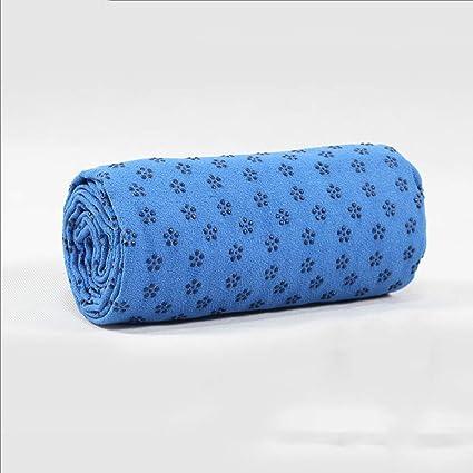 Amazon.com : CYT Yoga Mate Perfect Yoga Towel - Super Soft ...