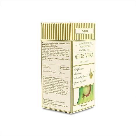 PRONUTRI - PRONUTRI Aloe Vera 30 cápsulas