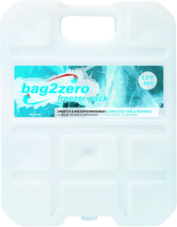 B&W International GmbH bag2zero Freezer pack-16° -M - Nevera eléctrica, Color Blanco: Amazon.es: Jardín